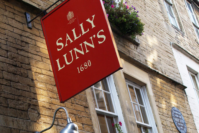 sally lunn s buns are as much a part of