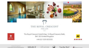 Royal Crescent Hotel & Spa reopening on Monday 10 July