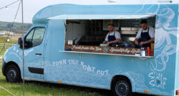 The Oyster Shell 'On The Road' – coming to a village near you!