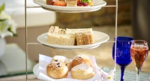 Unique Afternoon Tea treats at the Royal Crescent Hotel and Spa